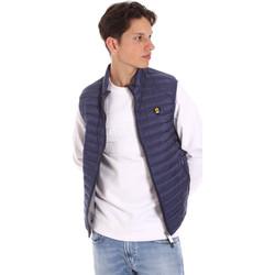 Textiel Heren Vesten / Cardigans Ciesse Piumini 215CFMV11394 N021D0 Blauw