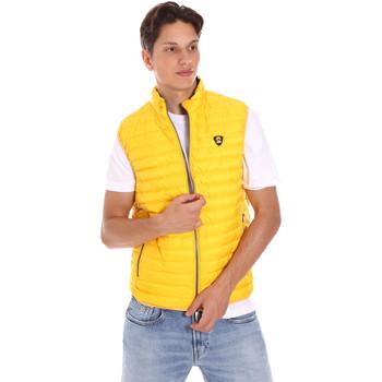 Textiel Heren Vesten / Cardigans Ciesse Piumini 215CFMV11394 N021D0 Geel