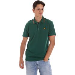 Textiel Heren Polo's korte mouwen Ciesse Piumini 215CPMT21423 C2510X Groen