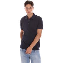 Textiel Heren Polo's korte mouwen Ciesse Piumini 215CPMT21454 C0530X Blauw