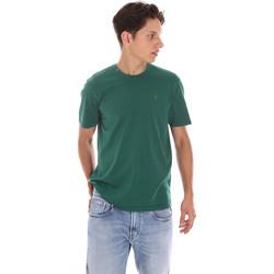 Textiel Heren Polo's korte mouwen Ciesse Piumini 215CPMT01455 C2410X Groen