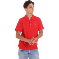 Textiel Heren Polo's korte mouwen Ciesse Piumini 215CPMT21424 C0530X Rood
