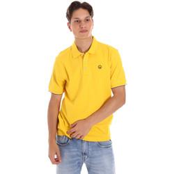 Textiel Heren Polo's korte mouwen Ciesse Piumini 215CPMT21424 C0530X Geel