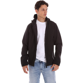 Textiel Heren Wind jackets Ciesse Piumini 215CPMJ31396 P7B23X Zwart