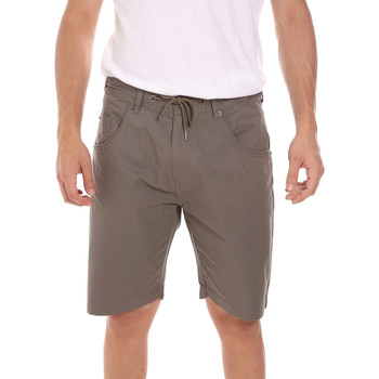 Textiel Heren Korte broeken / Bermuda's Key Up 2P025 0001 Groen