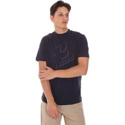 Textiel Heren T-shirts korte mouwen Invicta 4451241/U Blauw