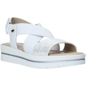 Schoenen Dames Sandalen / Open schoenen Valleverde 32332 Wit