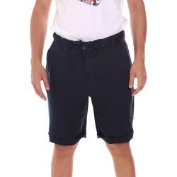 Textiel Heren Korte broeken / Bermuda's Sseinse PB737SS Blauw