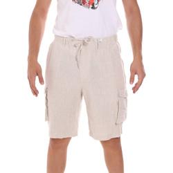 Textiel Heren Korte broeken / Bermuda's Sseinse PB756SS Beige