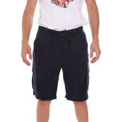 Textiel Heren Korte broeken / Bermuda's Sseinse PB756SS Blauw