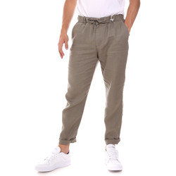 Textiel Heren Broeken / Pantalons Sseinse PSE736SS Beige
