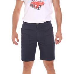 Textiel Heren Korte broeken / Bermuda's Colmar 0866T 8SP Blauw