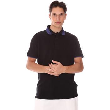 Textiel Heren Polo's korte mouwen Invicta 4452240/U Zwart