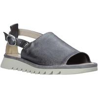 Schoenen Dames Sandalen / Open schoenen Valleverde 41152 Grijs