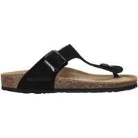 Schoenen Dames Slippers Valleverde G5830QC Zwart