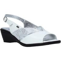 Schoenen Dames Sandalen / Open schoenen Valleverde 33105 Wit