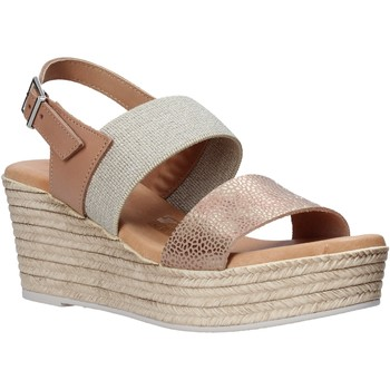Schoenen Dames Sandalen / Open schoenen Valleverde 34275 Roze