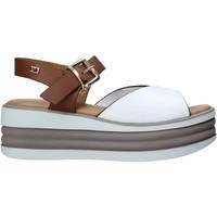 Schoenen Dames Sandalen / Open schoenen Valleverde 28102 Bruin