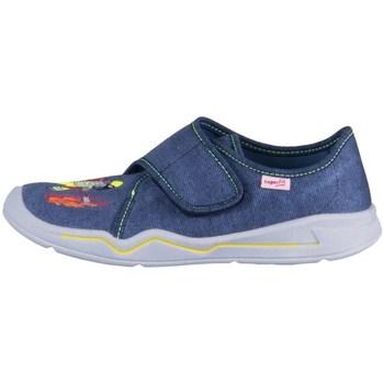 Schoenen Kinderen Lage sneakers Superfit Benny Bleu marine