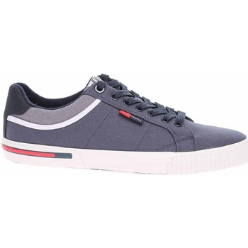 Schoenen Heren Lage sneakers S.Oliver 551360426805 Bleu marine