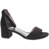 Schoenen Dames Sandalen / Open schoenen Jana 882836026001 Noir