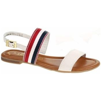 Schoenen Dames Sandalen / Open schoenen S.Oliver 552811122100 Noir, Rouge, Beige