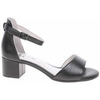 Schoenen Dames Sandalen / Open schoenen Jana 882833424001 Noir