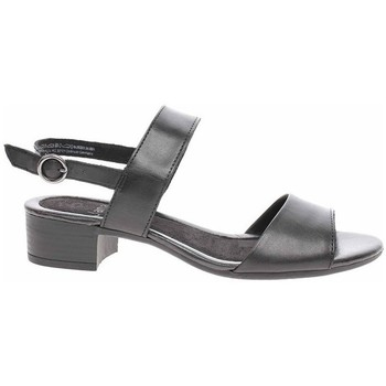 Schoenen Dames Sandalen / Open schoenen Jana 882820324001 Noir