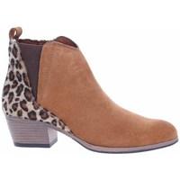 Schoenen Dames Low boots Marco Tozzi 222505633441 Miel