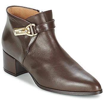 Schoenen Dames Low boots Marian MARINO Brown