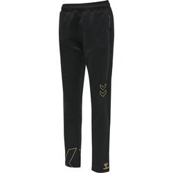 Textiel Dames Trainingsbroeken Hummel Pantalon femme  hmlCIMA noir