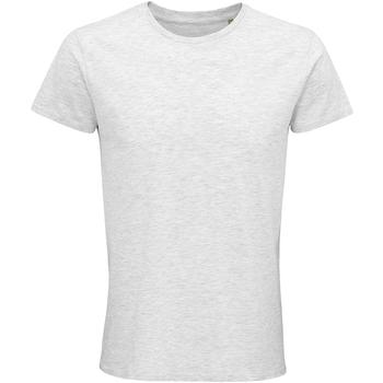 Textiel Heren T-shirts korte mouwen Sols 03582 As