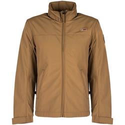 Textiel Heren Wind jackets Napapijri  Brown