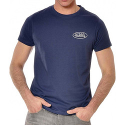 Textiel Heren T-shirts korte mouwen Von Dutch  Blauw