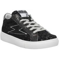 Schoenen Dames Lage sneakers Semerdjian 139095 Zwart