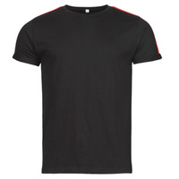 Textiel Heren T-shirts korte mouwen Yurban  Zwart