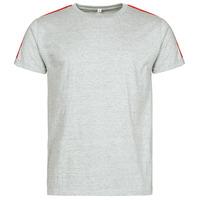 Textiel Heren T-shirts korte mouwen Yurban  Grijs