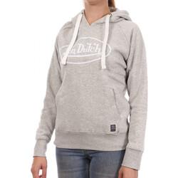 Textiel Dames Sweaters / Sweatshirts Von Dutch  Grijs