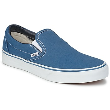 Schoenen Instappers Vans CLASSIC SLIP ON NAVY