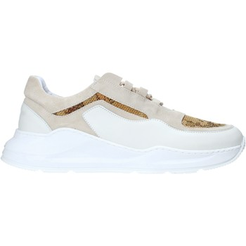 Schoenen Heren Lage sneakers Alviero Martini P060 578I Wit
