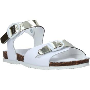 Schoenen Kinderen Sandalen / Open schoenen Bionatura CHIARA Wit