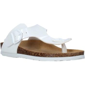 Schoenen Kinderen Slippers Bionatura 22B 1010 Wit