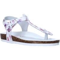 Schoenen Kinderen Slippers Bionatura 22B 1007 Wit