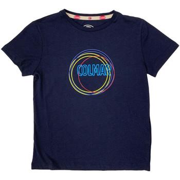 Textiel Kinderen T-shirts korte mouwen Colmar 3514 7TQ Blauw