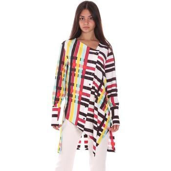 Textiel Dames Tops / Blousjes Jijil JPE20CA061 Wit