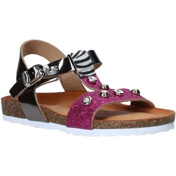 Schoenen Meisjes Sandalen / Open schoenen Bionatura 22VALE Roze