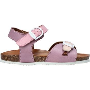 Schoenen Meisjes Sandalen / Open schoenen Bionatura CHIARA Roze