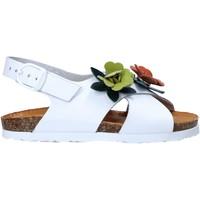 Schoenen Meisjes Sandalen / Open schoenen Bionatura 22B 1047 Wit