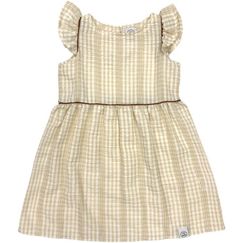 Textiel Meisjes Korte jurken Naturino 6001014 01 Beige