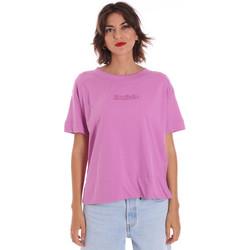Textiel Dames T-shirts korte mouwen Invicta 4451248/D Roze
